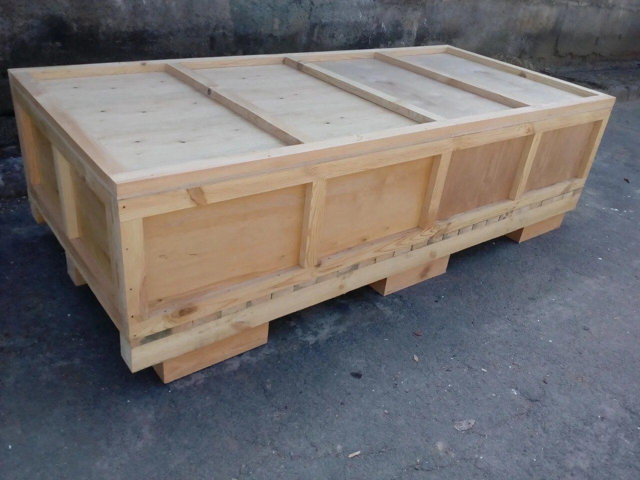 деревянные ящики для перевозки грузов